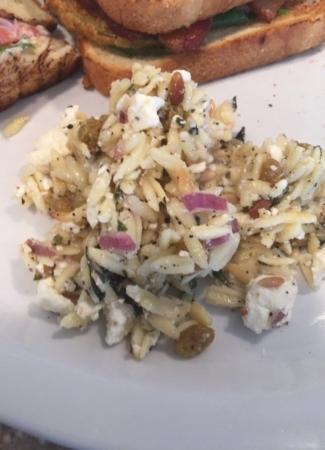 Pasta salad w a twist!