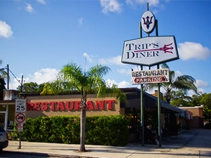 diner in st pete