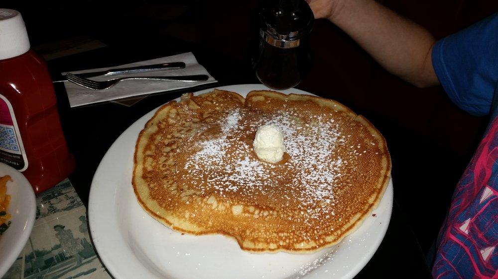 hubcap pancake